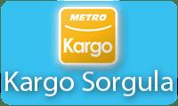 Metro Kargo Kargo Sorgulama